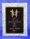 2012-1 ACSC/SOS Spring Safari Parade - Best - Shag Club Troupe