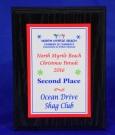 2016-2 NMB Christmas Parade Second Place