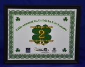 27th Annual St Patrick's Day Parade North Myrtle Beach - Second Place Winner - Non-Profit